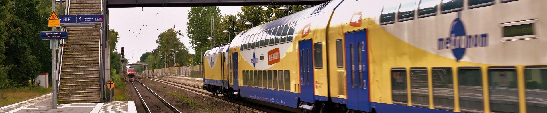 Folgeseite Bahnhof Sottrum